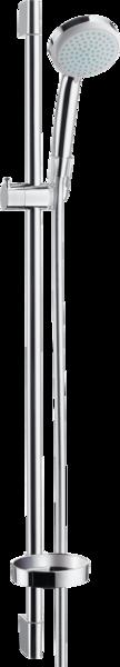 花洒套件 变速节水型9L带升降杆90cm和皂碟