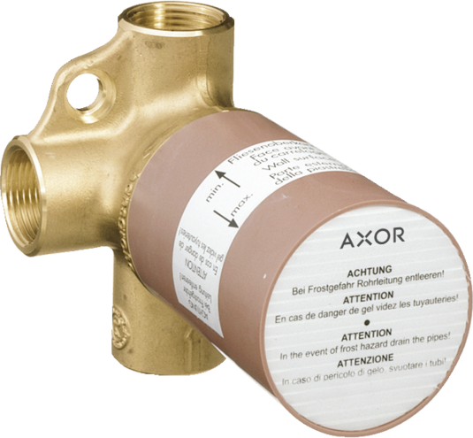 Axor Shut Off And Diverter Valves Basic Set For