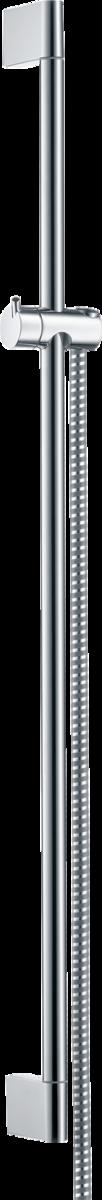 hansgrohe brausestangen unica brausestange crometta 90 cm mit brauseschlauch art nr. Black Bedroom Furniture Sets. Home Design Ideas
