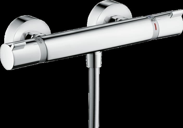 Bevorzugt Ecostat Shower mixers: two-handle, 1 outlet, Chrome, Item No UN55