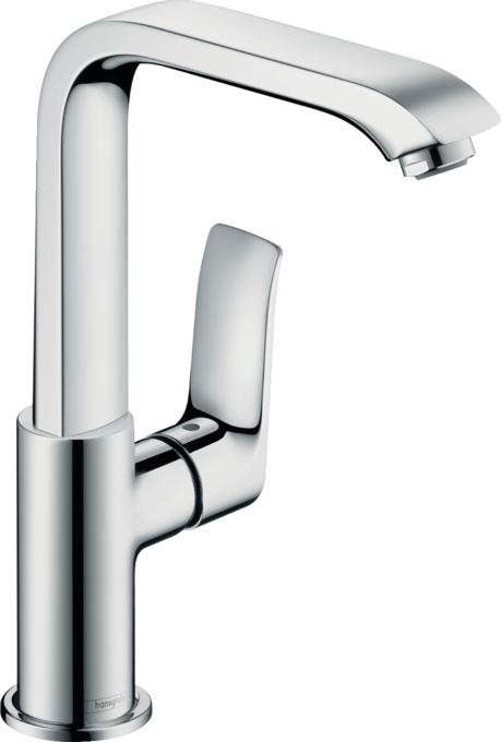 Modern Bathroom Taps Metris In Timeless Design Hansgrohe Int
