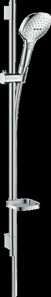 花洒套件 120 3速节水型9L带升降杆90cm和皂碟