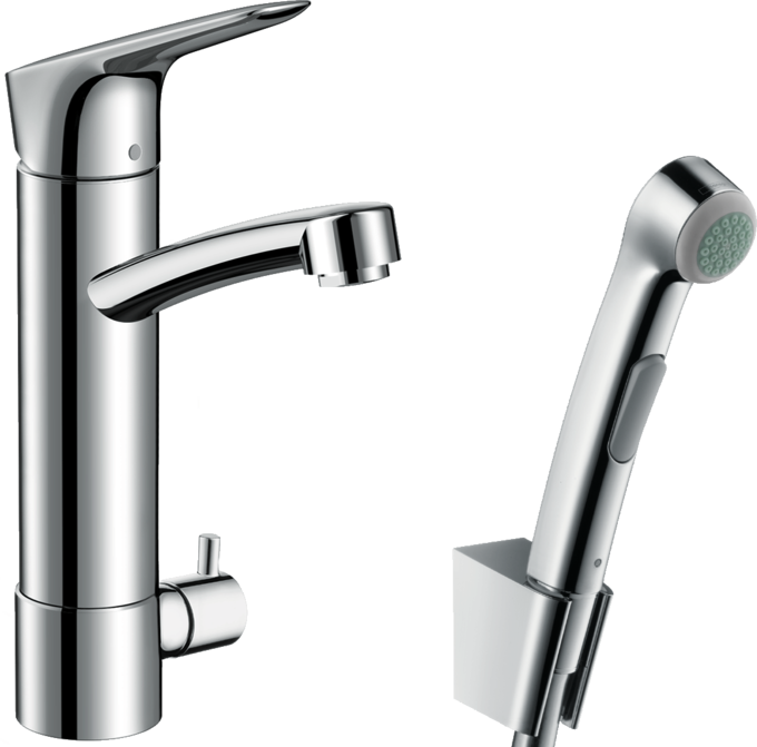 Basin Mixers To Go With Your Wash Basin Hansgrohe Int