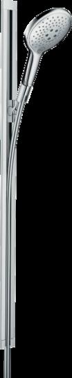 Raindance Select S 150 : een douchestang en een douche de ideale set hansgrohe be ~ Watch28wear.com Haus und Dekorationen