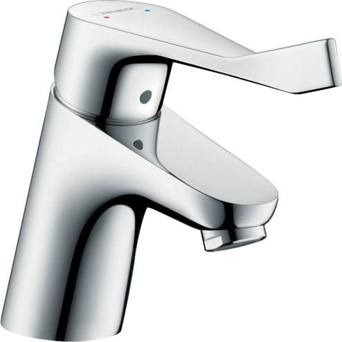 Decor Washbasin Mixers Chrome Item No 31910223 Hansgrohe Za