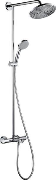 淋浴管 240单速节水型9L带恒温浴缸龙头