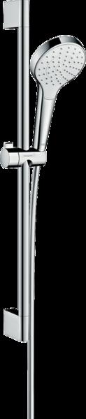 花洒套件 单速节水型9L带升降杆65cm