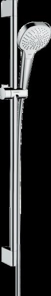 花洒套件 多功能节水型9L带升降杆90cm