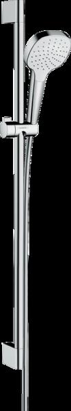 花洒套件 单速节水型9L带升降杆90cm