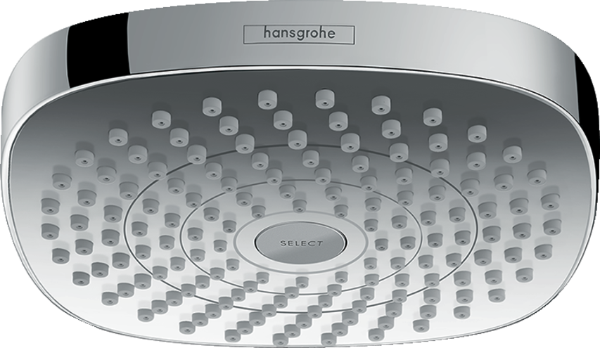 Hansgrohe Kopfbrausen Croma Select E 2 Strahlarten Art Nr