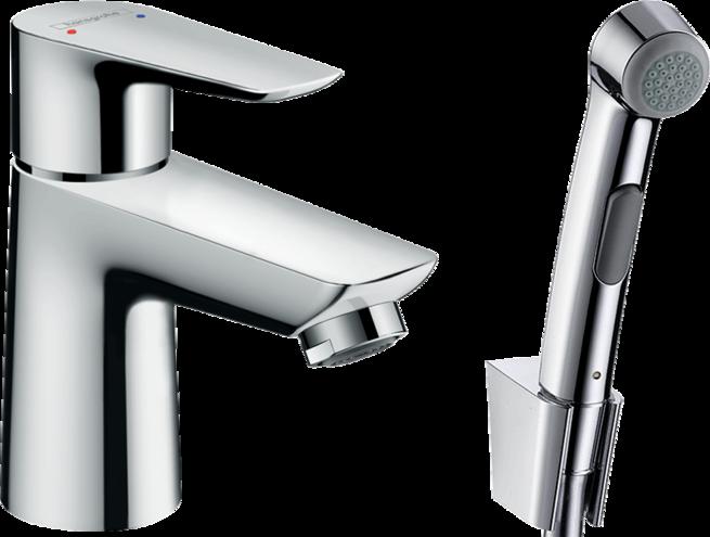 Talis E Washbasin Mixers Chrome Item No 71729000 Hansgrohe Int