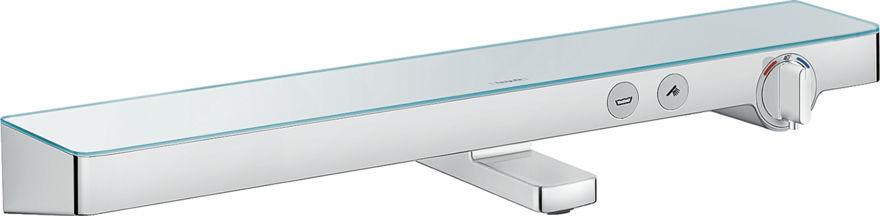 showertablet select wannenarmaturen 2 verbraucher chrom. Black Bedroom Furniture Sets. Home Design Ideas