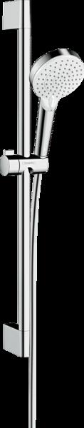 花洒套件 变速节水型9L带升降杆65cm