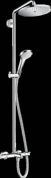 淋浴管 280单速节水型9L带恒温浴缸龙头