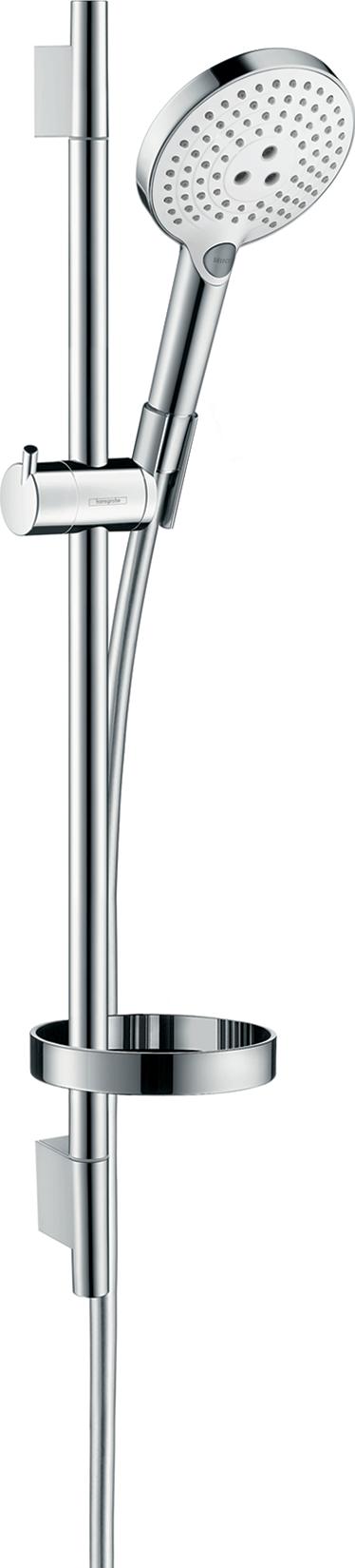 hansgrohe brausesets raindance select s brauseset 120 3jet mit brausestange 65 cm und. Black Bedroom Furniture Sets. Home Design Ideas