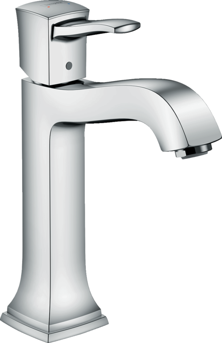 Classic designer taps for an elegant bathroom | hansgrohe INT