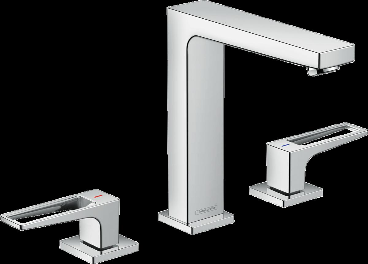 Metropol Washbasin Faucets Chrome Art No 74519001
