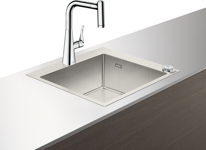 C71-F450-01 水槽套餐 不锈钢水槽组合450 select