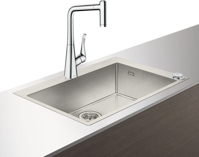 C71-F660-03 水槽套餐 不锈钢水槽组合 660 Select