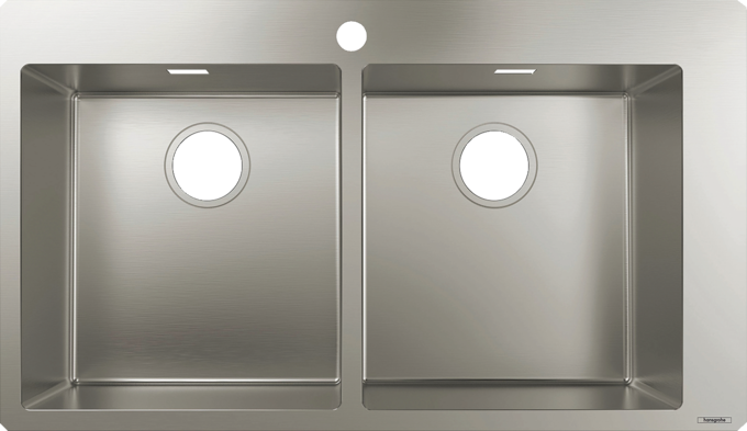 High Quality Beautiful And Functional Kitchen Sinks Hansgrohe Za