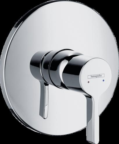 Metris S Brausearmaturen 1 Verbraucher Chrom Art Nr 31665000