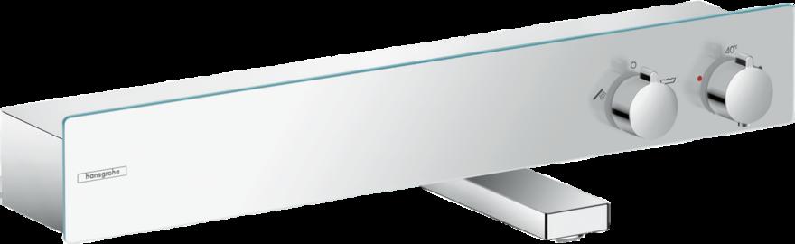 showertablet wannenarmaturen 2 verbraucher chrom art nr 13109000 hansgrohe de. Black Bedroom Furniture Sets. Home Design Ideas