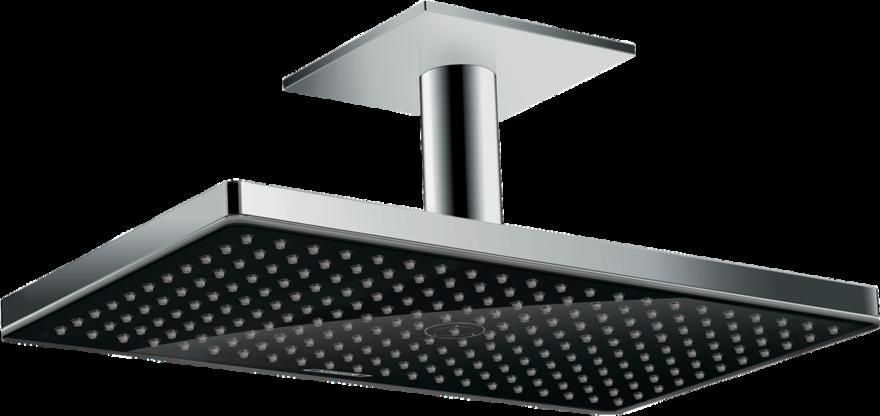 Hansgrohe duchas fijas rainmaker select 1 tipo de chorro for Ducha de techo