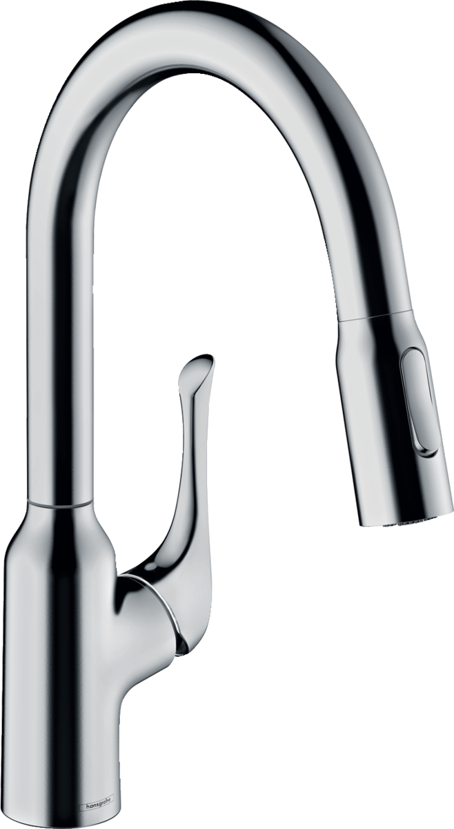 Hansgrohe Kitchen Faucets Allegro N Prep Kitchen Faucet 2 Spray Pull Down 1 75 Gpm Art No 71844001 Hansgrohe Usa