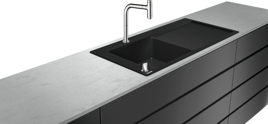 Hansgrohe Sink Combinations Bundle C51 F450 12