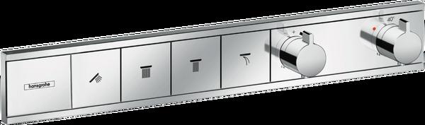 暗装4功能恒温模块