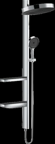 360暗装单速淋浴管