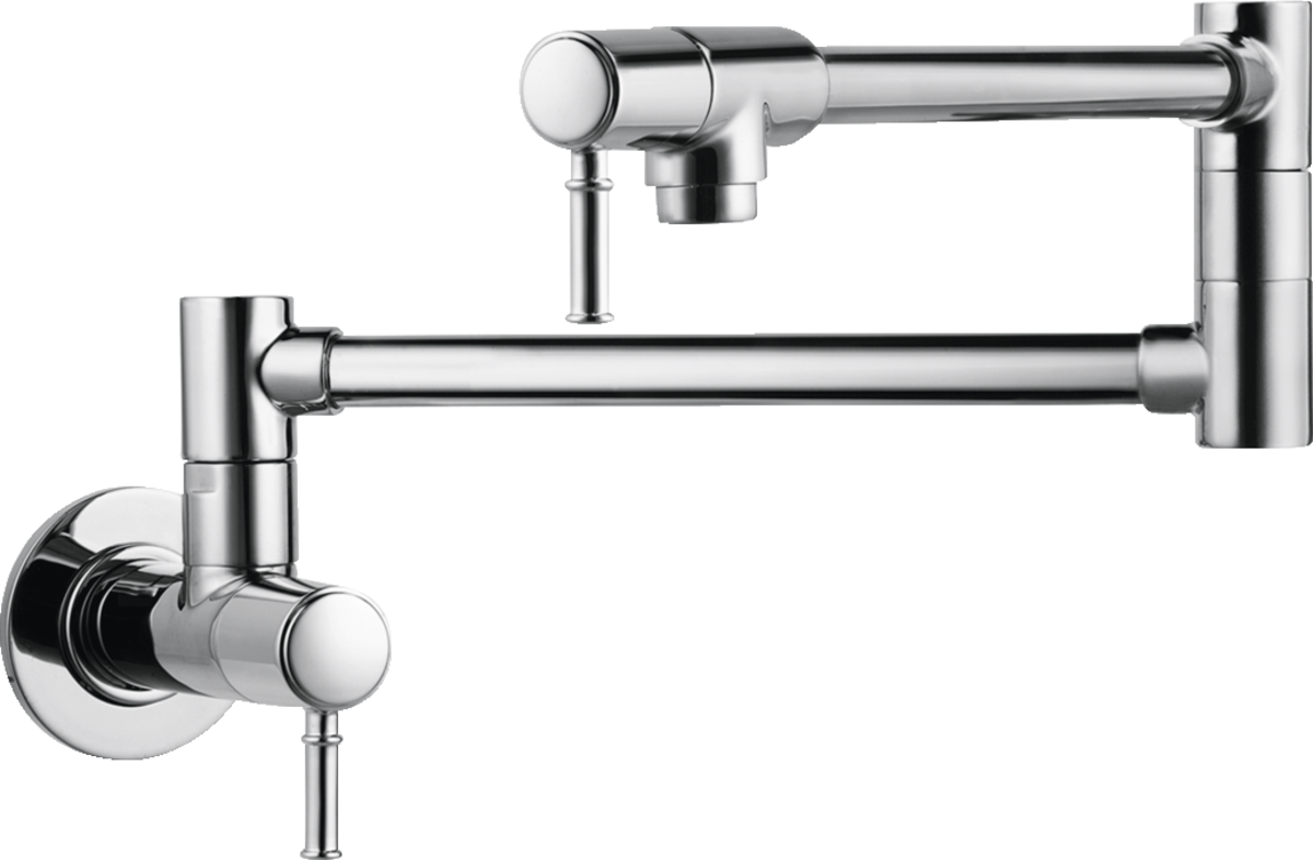 Hansgrohe Kitchen Faucets Talis C Pot Filler Wall