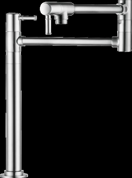 Hansgrohe Kitchen Faucets Talis C Prep Kitchen Faucet 2