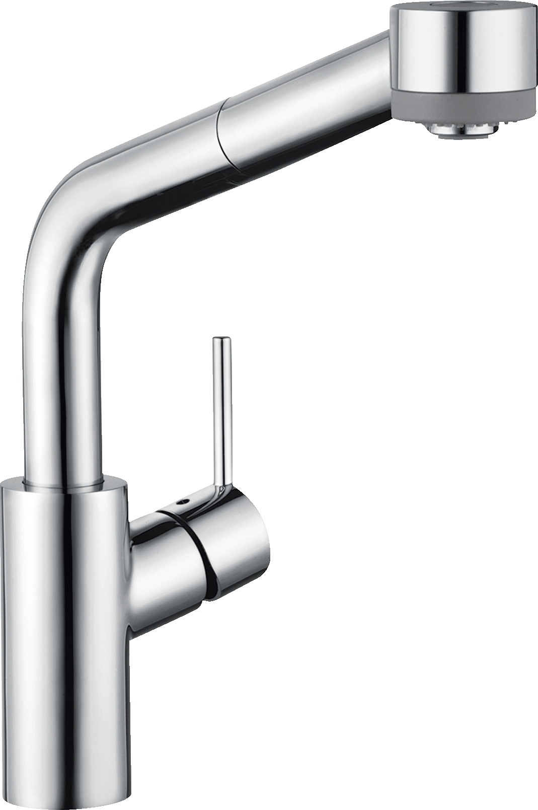 Hansgrohe Kitchen Faucets Talis S Semiarc Kitchen Faucet 2 Spray