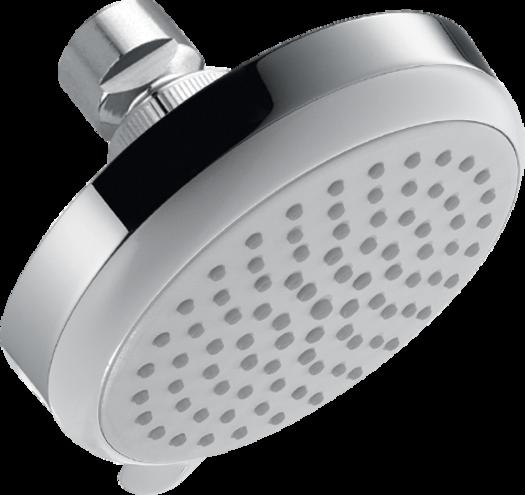 hansgrohe Showerheads: Croma 100, 4 spray modes, Art. no. 04331000 ...