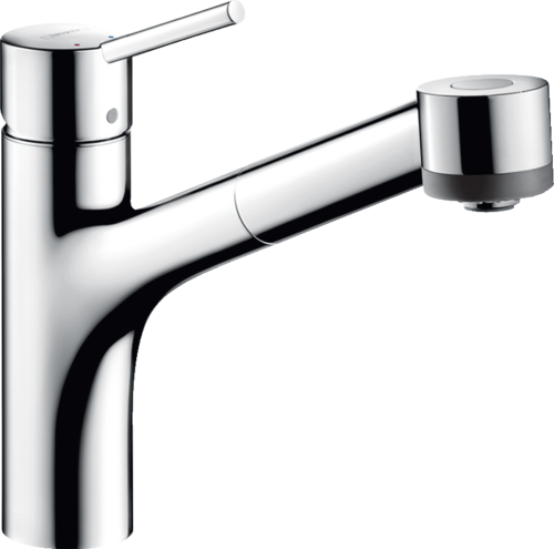 Hansgrohe Kitchen Faucets Talis S Kitchen Faucet 2 Spray Pull Out
