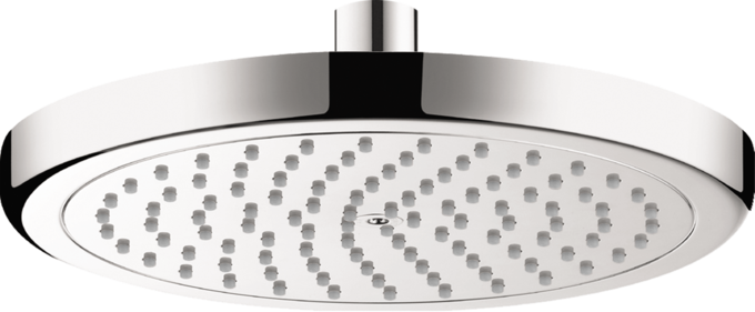 Overhead showers for your rain shower | hansgrohe USA