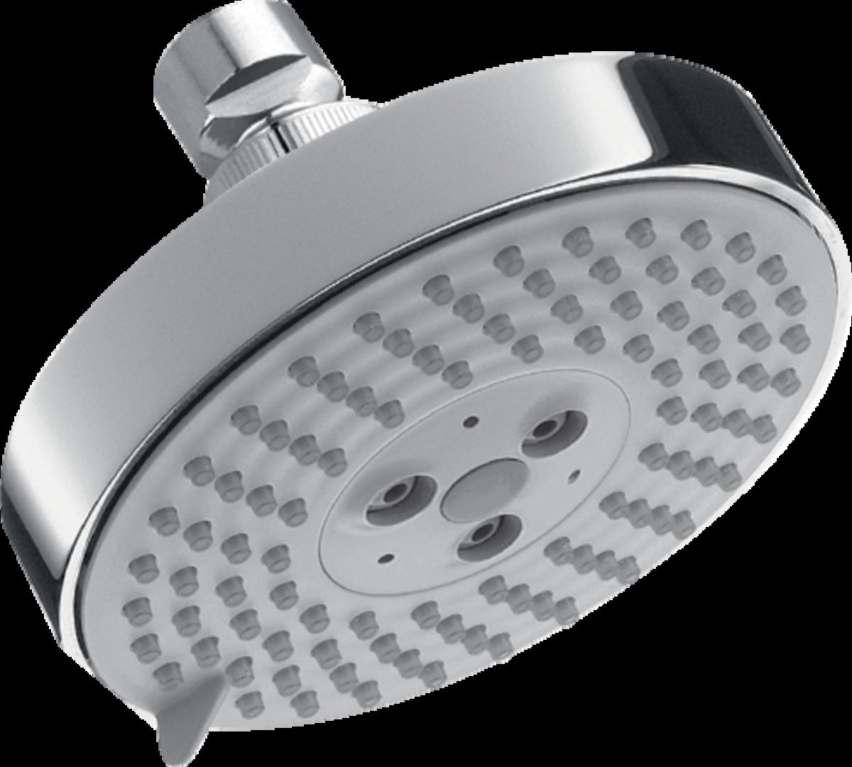 hansgrohe Showerheads: Raindance S, 3 spray modes, Art. no. 27457001 ...