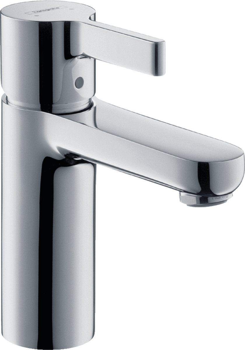 Metris S Washbasin Faucets Chrome Art No 31060001 Hansgrohe Usa Diagram Of Parts For Single Handle Centerset Bathroom Faucet Models Hole 100 With Pop Up Drain