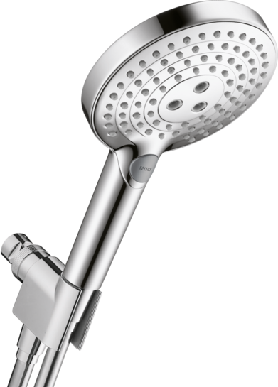 Shower bar and shower – the ideal shower set | hansgrohe USA