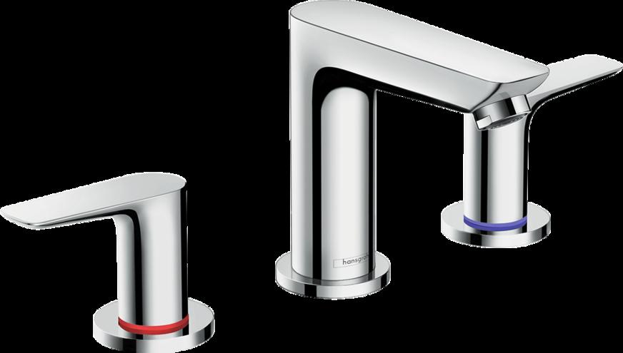 Talis E Washbasin Faucets Chrome Art No 71733001 Hansgrohe Usa