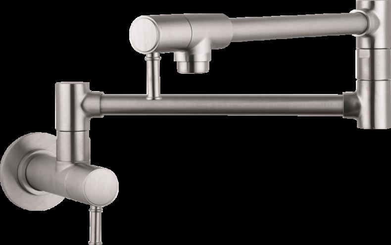 Hansgrohe Kitchen Faucets Talis C Pot Filler Wall