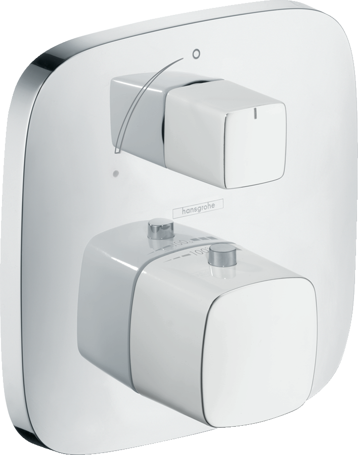 Thermostatic Trim With Volume Control