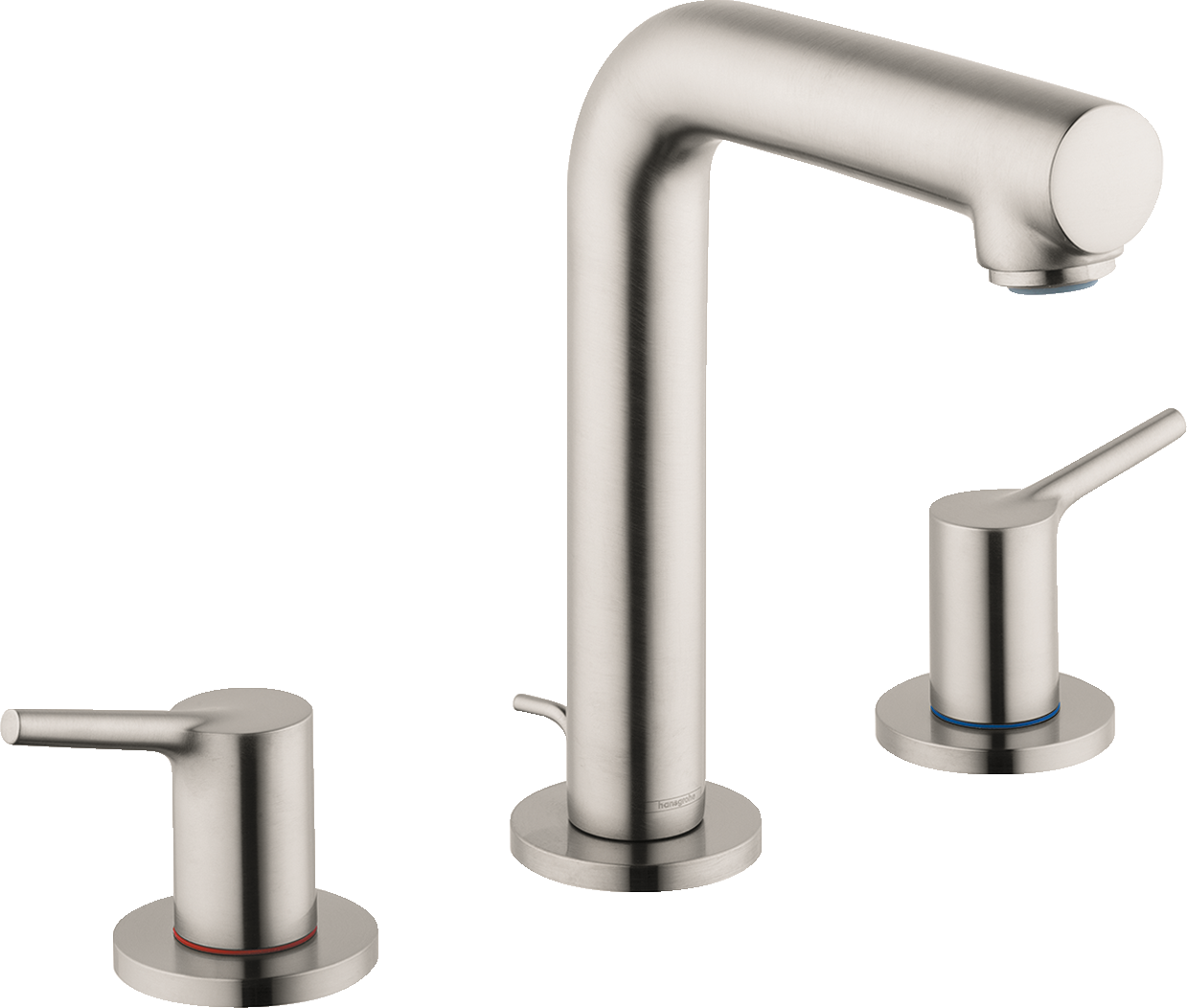 Talis S Washbasin Faucets Brushed Nickel Art No
