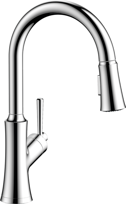 hansgrohe Manual kitchen faucets: Joleena, HighArc Kitchen
