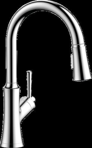 Joleena Higharc Kitchen Faucet