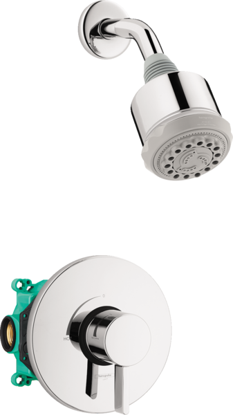 Hansgrohe shower head Clubmaster chrome 26606000