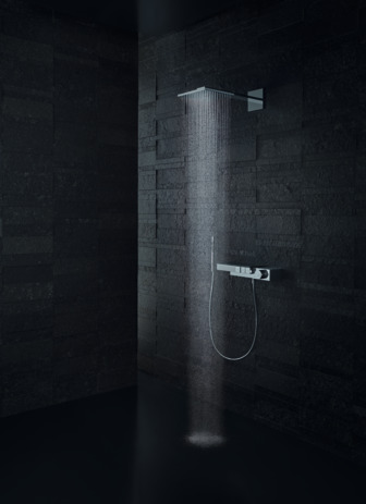 Shower holder