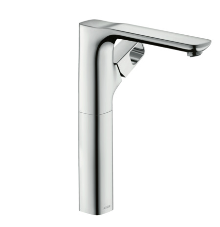 Single lever basin mixer 280 for wash bowls without waste