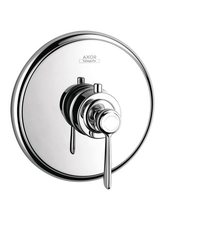 Thermostatic mixer HighFlow for concealed installation with lever handle